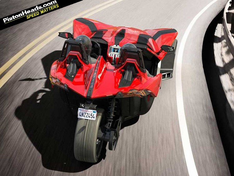Re Polaris Slingshot Launched Page 1 General Gassing