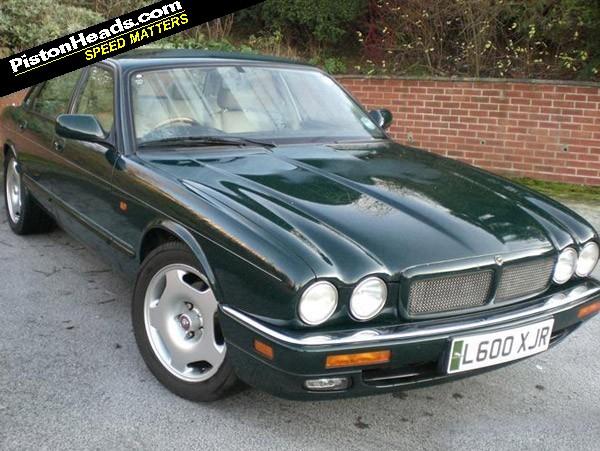 Jaguar Xjr Spotted Pistonheads