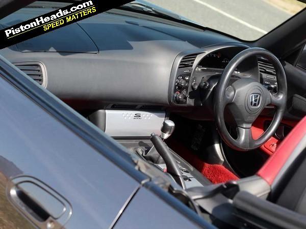 Honda S2000 Buying Guide: Interior | PistonHeads