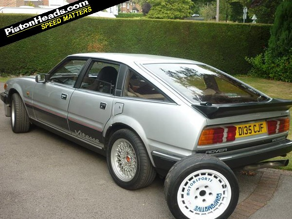 RE: Rover SD1 Vitesse: You Know You Want To - Page 1 ...