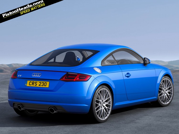 Re Audi Tt Mk3 Spec Confirmed Page 1 General Gassing