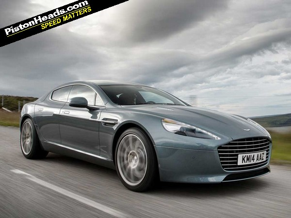 re: aston martin rapide s my15: review - page 1 - general gassing