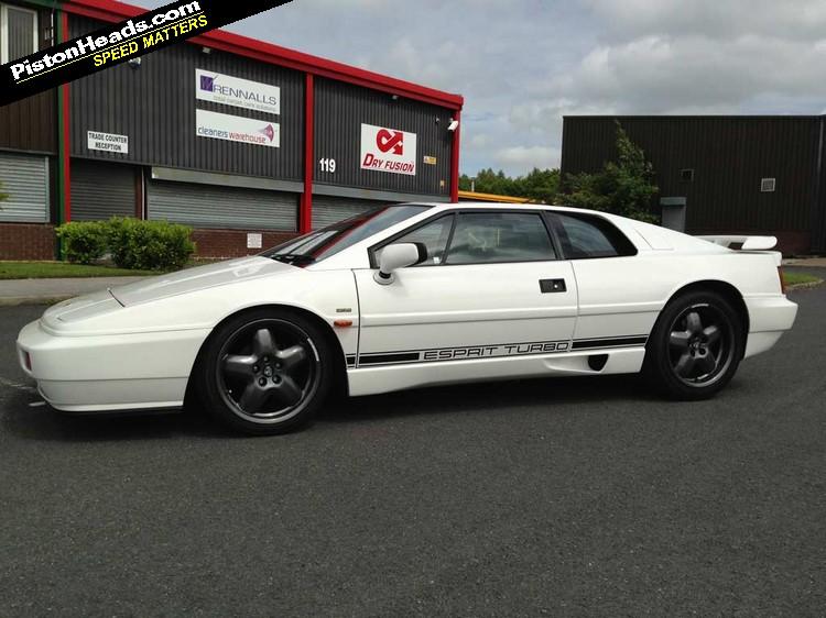 Lotus Esprit V8 Turbo: PH Carpool | PistonHeads
