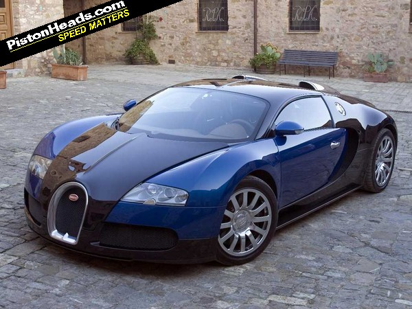 bugatti veyron price crash pistonheads. Black Bedroom Furniture Sets. Home Design Ideas