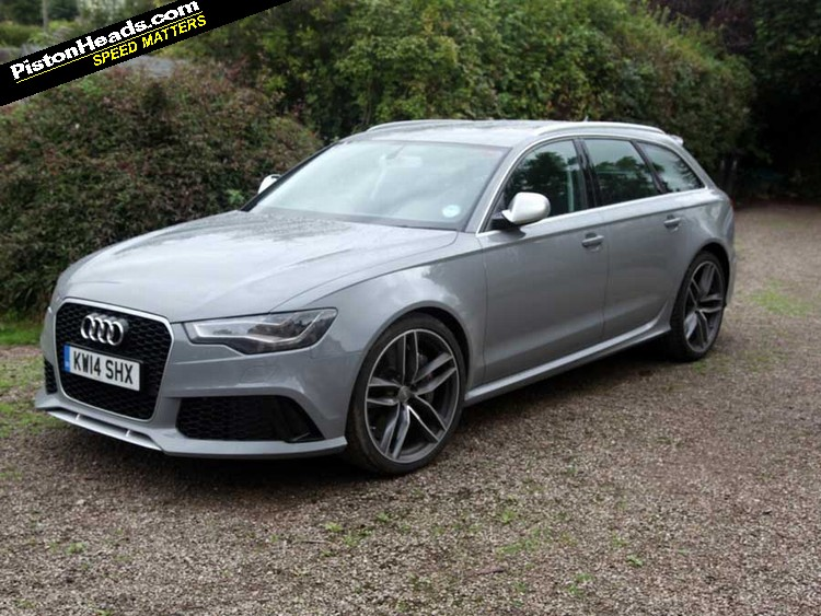 Daytona Dog Track >> Audi RS6 Avant: PH Fleet | PistonHeads