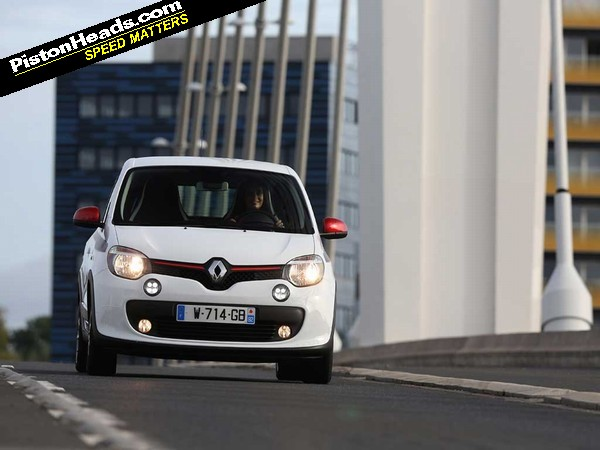 Renault Twingo Review Pistonheads