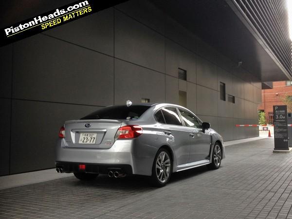 Subaru Wrx S4 Driven Pistonheads