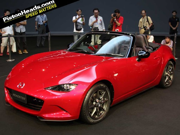 new mazda mx 5 unveiled pistonheads. Black Bedroom Furniture Sets. Home Design Ideas