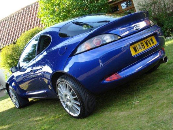Stance Still Spot On The Ford Racing Puma