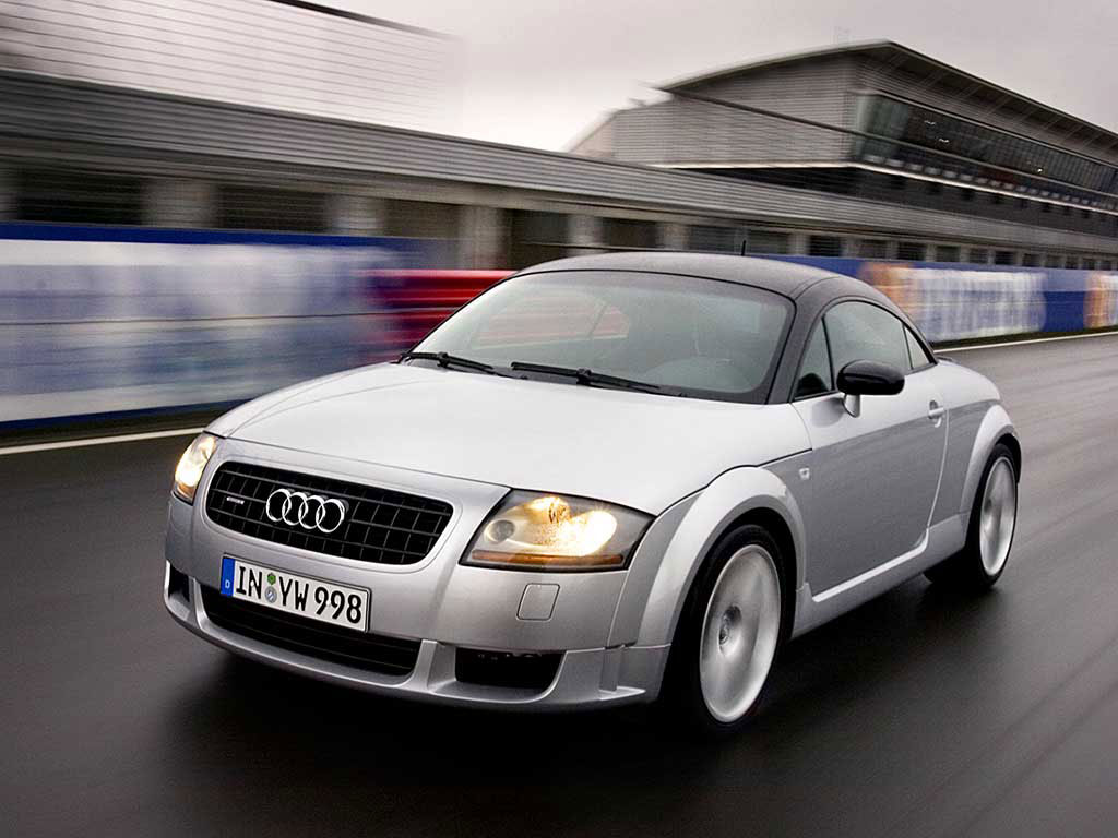 Audi TT Quattro Sport Catch It While You Can  PistonHeads