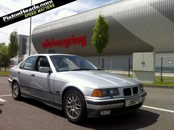 BMW I E PH Carpool PistonHeads - 2001 bmw 328i