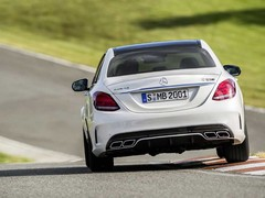Traditional AMG power advantage? Maintained