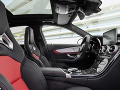 Interior is dramatic compared with staid predecessor