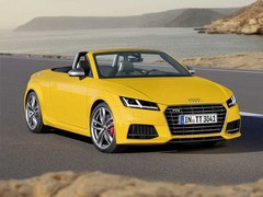 310hp TT S Roadster gets all the goodies