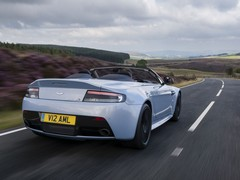 Loudest, fastest and most lairy Vantage to date