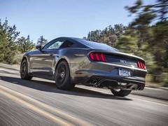 Bye bye live axle, hello a modern age Mustang
