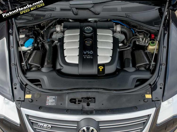 Cayenne GTS vs Touareg R50 TDI Blood Brothers  PistonHeads