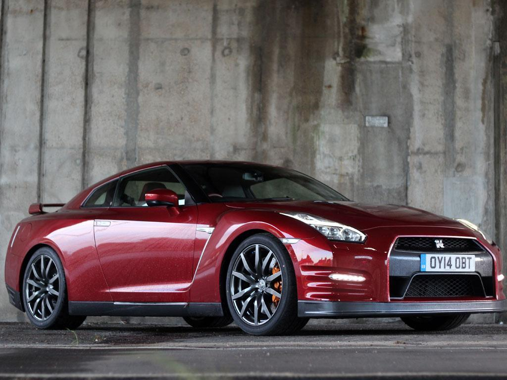What does it take to make a GT-R sensible? Paint!