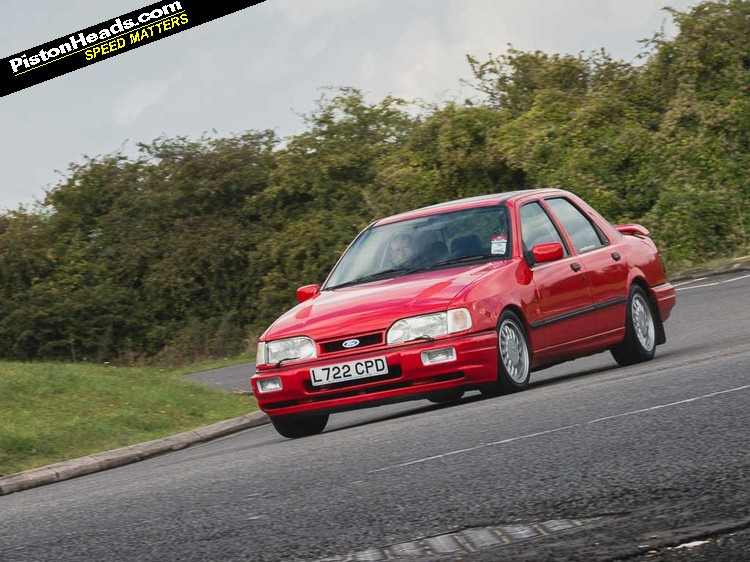 RE: Ford Sierra Sapphire RS Cosworth: PH Heroes - Page 1