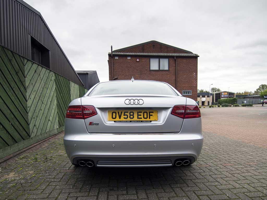 Audi S FSI V PH Carpool PistonHeads - Audi s6 v10