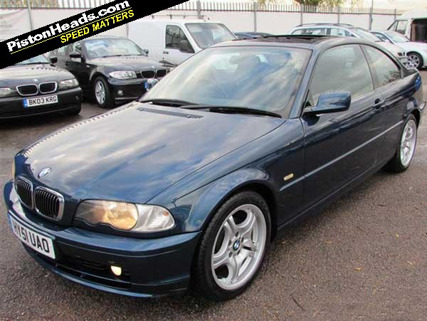 Shed Of The Week Bmw 320ci E46 Pistonheads