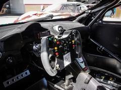 McLaren looks like a spaceship inside