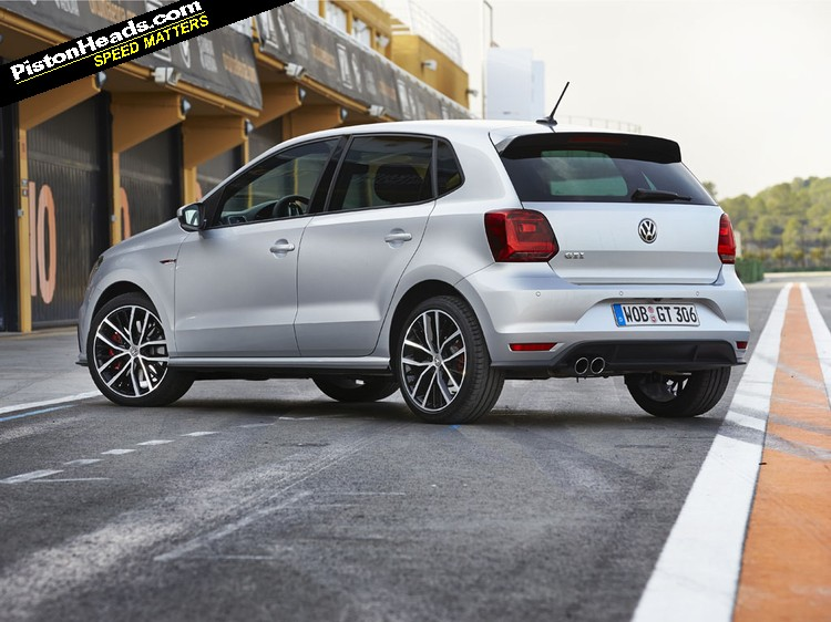 re volkswagen polo gti facelift page 1 general gassing pistonheads. Black Bedroom Furniture Sets. Home Design Ideas