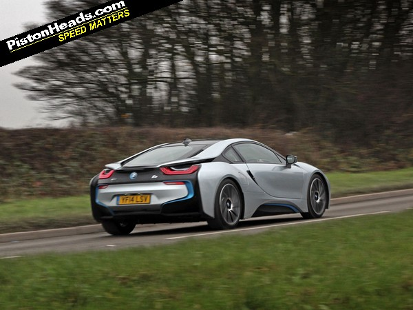 Bmw I8 Vs The Real World Pistonheads