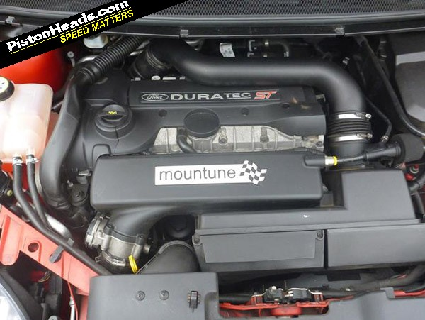 RE: Ford Focus ST Mountune: Spotted - Page 1 - General