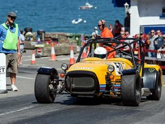 Hillclimbing the Westfield in Jersey