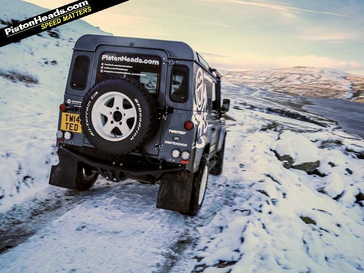 Re Land Rover Defender 90 Ph Fleet Page 1 General