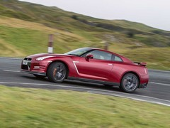 GT-R makes a virtue of its heft says Nissan