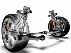 XE's complex suspension worth weight penalty