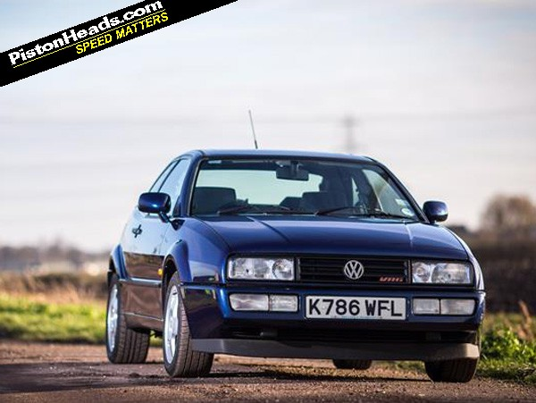 shed of the week vw corrado vr6 pistonheads. Black Bedroom Furniture Sets. Home Design Ideas