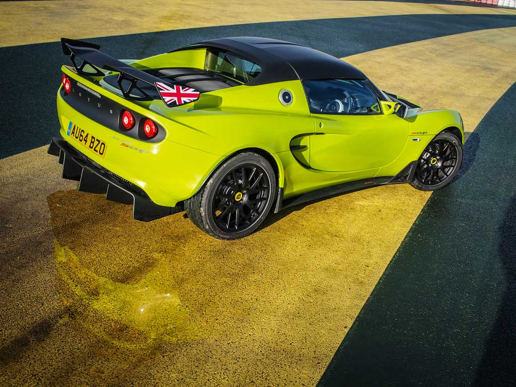 Lotus Elise S Cup: Review | PistonHeads