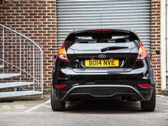 Well what's a tuned hot hatch without a big exhaust?