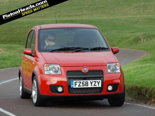 RE: Fiat Panda 100HP: Catch it while you can - Page 1 ...
