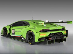 Well obviously there's green on the diffuser too