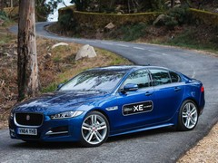 The compact RWD Jag saloon returns!