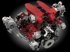V8 now with turbos and much more power
