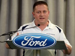 Ford Performance's Dave Pericak