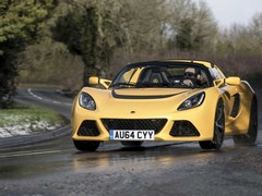 Exige's pace bordeline alarming on B-roads