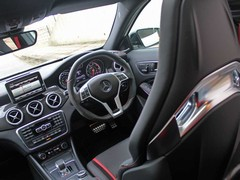 Great interior, but Merc does better now