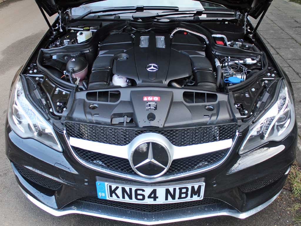 Mercedes E400 Coupe Review Pistonheads