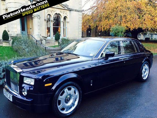rolls royce phantom you know you want to pistonheads. Black Bedroom Furniture Sets. Home Design Ideas