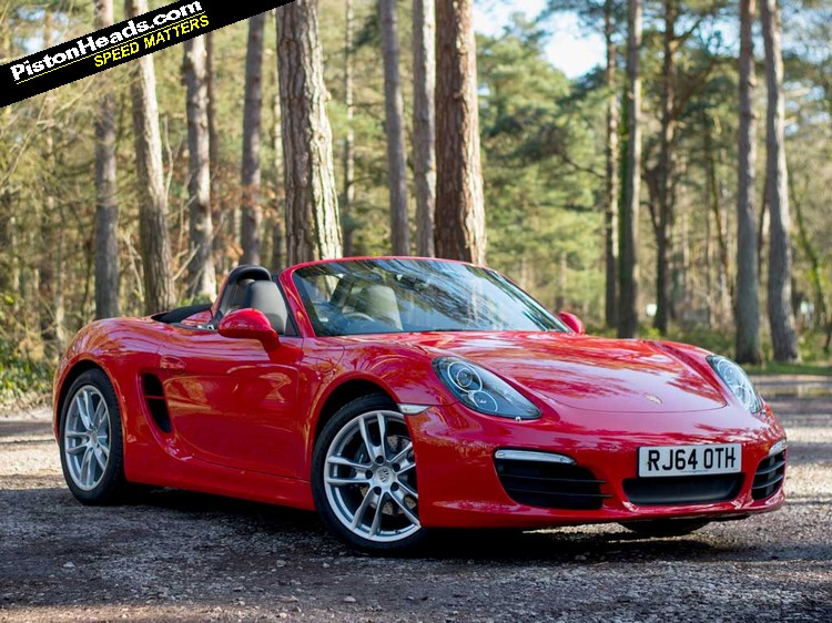 porsche boxster 981 market watch pistonheads. Black Bedroom Furniture Sets. Home Design Ideas