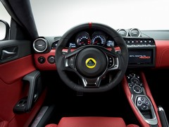 Revised centre console, claimed quality improvements