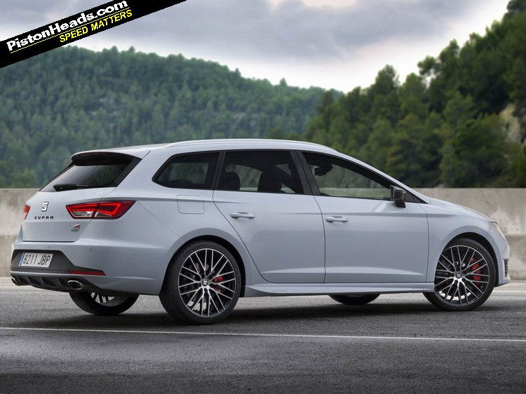 re: seat leon cupra 280 st: driven - page 1 - general gassing