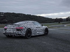 R8 doesn't need fancy aero says project leader
