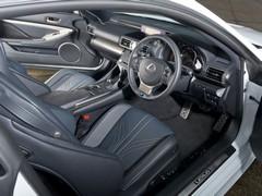 LFA influence evident in the Lexus